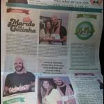 O Marido Na Cozinha está no Diário de Cuiabá!