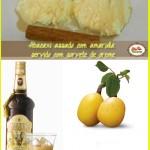 Abacaxi assado com amarula servido com sorvete de creme