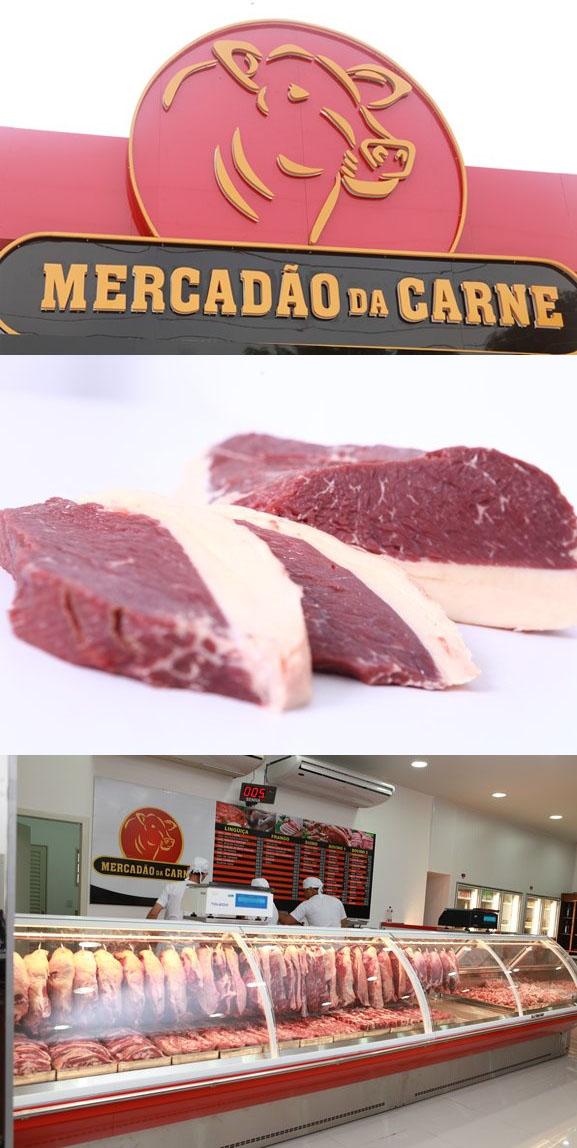 Crédito das fotos: Mercadão da Carne