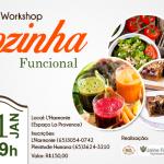 Workshop de Cozinha Funcional